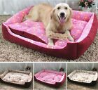 Dog Sleeping Bed Living Room Soft Sofa Bed High Quality New Cozy Doggie Mat Nest