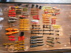 GI JOE LOT OF MISSLES, GUNS, ROCKETS AND MISC.