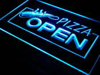 i026-b OPEN Pizza Restaurant Displays Neon Light Sign