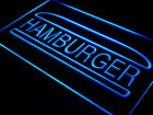 i403-b Hamburger Display Shop Cafe Bar Wall Decor LED Neon Signs