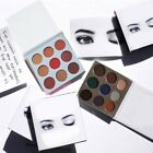 9 Colors Lady Shimmer Matte Eyeshadow Palette Kit Makeup Cosmetic Eye Shadow