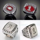 Oklahoma Sooners 1975/1985/2000 National Championship Ring Heavy Solid