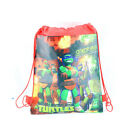 Cool Teenage Mutant Ninja Turtles Children Backpack Kid Boys Party Gift Bag