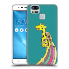 HEAD CASE DESIGNS JETPACK ANIMALS HARD BACK CASE FOR ASUS ZENFONE 3 ZOOM ZE553KL