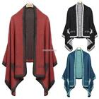 Fashion Women Winter Warm Animal Print Shawl Wrap Stole Neck Long Scarf N98B