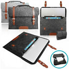 Laptop Felt BAG with Handle & Sleeve Case Cover for CHARGER for Apple MacBook