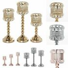 Metal Candle Holders Wedding Centerpieces Dinner Party Home Decorations SALE