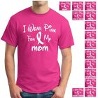 Breast Cancer Awareness Pink Ribbon Survivor Walk Support Tee T Shirt Shirts