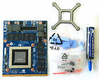Dell Precision M6800 Laptop Video card upgrade kits - MXM 3.0b