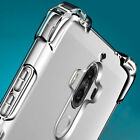 360° Shockproof Soft Transparent TPU Silicone Case Cover Skin For Huawei Phone