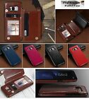 Samsung Galaxy S8 / S8+ Plus - Leather Card Slot Holder Flip Wallet Phone Case