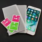 3 x Premium iPhone 7 Privacy Anti-Spy Tempered Glass Screen Protector Lot