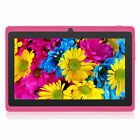 Für KINDER TABLET PC 7 ZOLL ANDROID 4.4 DUAL KAMERA QUADCORE 8G PAD 800*480 2 Fa