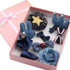 US 10PC Multi-style Baby Girl Headwear Children Hairpin Barrettes Set Hair Clips
