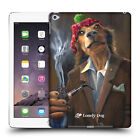 OFFICIAL LONELY DOG PORTRAITS HARD BACK CASE FOR APPLE iPAD