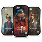 OFFICIAL LONELY DOG PORTRAITS HYBRID CASE FOR APPLE iPHONES PHONES