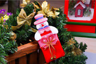 Christmas Snowman Ornaments Festival Party Xmas Tree Hanging Decoration Beat New