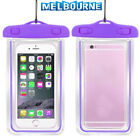 Waterproof Underwater Float Pouch Bag Pack Case Cover iPhone 7 Samsung 8+ Edge