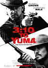 3.10 TO YUMA 01 (RUSSELL CROWE AND CHRISTIAN BALE) GLOSSY FILM POSTER PRINTS