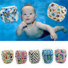 USA Adjustable Reusable Baby Product Summer Pants Swim Diaper Waterproof Nappy