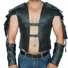 Roman / Gladiator LEATHER VEST Cuirass Body Armour  Armor  LARP  Most Sizes