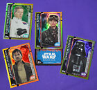 Topps 2016 Star Wars ROGUE ONE UK Trading Card ~ Limited Edition Gold Foil cards