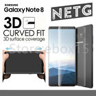 Samsung Galaxy Note 8 Genuine 3D Flex Full Cover Soft PET Screen Protector