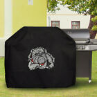 Waterproof Barbecue Cover Universal Angry Dog BBQ