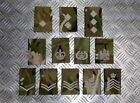 Genuine British Military Desert MTP MultiCam Camo Rank Slide Various Ranks  NEW