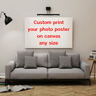 Custom Poster Print Photo to Canvas Picture Painting Art Home Office Bar Decor