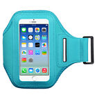 For Galaxy S9 S8 S7 iPhone XS XR Sports Armband Jogging Workout Gym Hiking Case