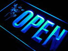 j730 b OPEN Beauty Shop Salon Nail NEW Neon Light Sign
