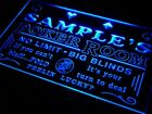 pd tm Name Personalized Custom Poker Casino Room Beer Bar Neon Sign