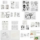 Внешний вид - Handmade Transparent Scrapbook Clear Stamp Pad Card DIY Tool Acrylic Block Craft