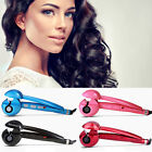 Pro Automatic LCD Ceramic Wavy Hair Styling Curling Curler Iron Machine Rollers