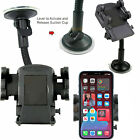 Car Windscreen Suction Mount Holder kit 360° For Apple iPhone 7,7 Plus, 6,6 Plus