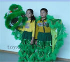 pure wool Southern Lion Dance mascot Costume two kids Advertising christmas gift