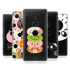 HEAD CASE DESIGNS KAWAII ANIMAL DONUTS SOFT GEL CASE FOR SONY PHONES 1