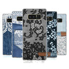 HEAD CASE DESIGNS JEANS AND LACES SOFT GEL CASE FOR SAMSUNG GALAXY NOTE8