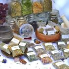 Dried herbs for wicca,witchcraft,spells,magic,incense,crafts D~L (Choice of 200)
