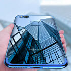 Clear Back Slim Hybrid TPU Shockproof Case Cover For Huawei P10Lite P9Lite 2017