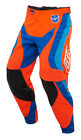 Troy Lee Designs SE Corse Anaheim 2015 MX Offroad Pants Orange/Blue
