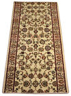 "Dean Elegant Keshan Antique 31""W Carpet Rug Runner - Choose Your Length"