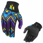 Icon Anthem 2 Georacer Womens Motorcycle Gloves