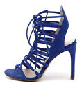 New Mollini Lilly Cobalt Womens Shoes Dress Sandals Heeled