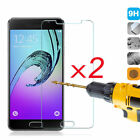 2Pcs Tempered Glass Film Screen Protector Cover For Samsung J1 J2 J3 J5 J7 Prime