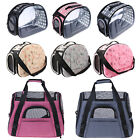 Foldable Pet Dog Cat Crate Soft Totes Carrier Puppy Outdoor Travel Kennel Cage