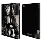 OFFICIAL AMY WINEHOUSE PORTRAITS LEATHER BOOK WALLET CASE COVER FOR APPLE iPAD