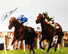NASHWAN RIDDEN BY WILLIE CARSON 5 TIMES CHAMPION JOCKEY 01 MUGS AND PHOTO PRINTS