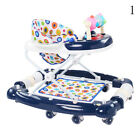 Baby Stand Walker Toddler Activity Center First Steps Kids Toy Car.